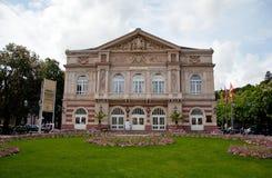 De theaterbouw Royalty-vrije Stock Foto