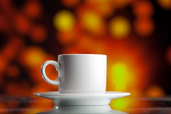 De thee van de avond Royalty-vrije Stock Afbeeldingen