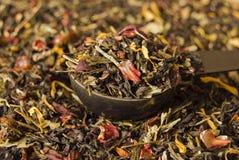 De thee van de bloem Royalty-vrije Stock Afbeeldingen