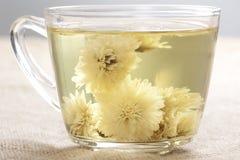 De thee van de bloem stock foto's