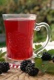 De thee van de braambes Royalty-vrije Stock Afbeelding