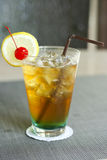 De thee van de citroen Stock Afbeelding