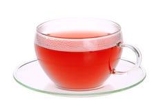 De thee van de framboos Stock Foto's