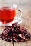 De thee van de hibiscus Royalty-vrije Stock Fotografie