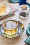 De thee van de kamille Stock Foto