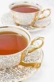 De thee van de kop Stock Foto