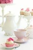 De thee van de middag royalty-vrije stock fotografie