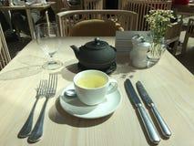 De thee van de munt Royalty-vrije Stock Afbeelding