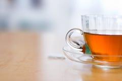 De thee van de ochtend Royalty-vrije Stock Foto