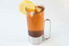 De thee van het ijs Royalty-vrije Stock Foto's