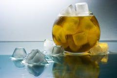 De thee van het ijs Royalty-vrije Stock Afbeeldingen