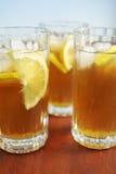 De thee van het ijs Stock Foto's