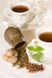 De thee van het kruid royalty-vrije stock afbeelding
