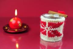 De thee van Kerstmis Stock Afbeeldingen