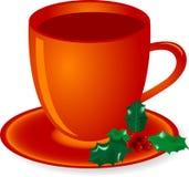 De thee van Kerstmis Royalty-vrije Stock Afbeeldingen
