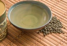 De thee van Oolong royalty-vrije stock afbeeldingen