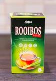 De thee van Rooibos Stock Afbeeldingen