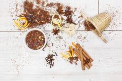De thee van Rooibos Royalty-vrije Stock Afbeelding
