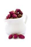 De thee van rozenbloemen Royalty-vrije Stock Afbeelding