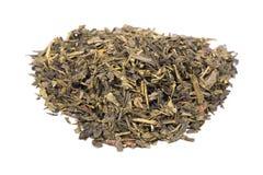 De thee van Sencha Stock Foto
