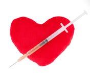 De thema's van de geneeskunde en van de gezondheidszorg Royalty-vrije Stock Foto