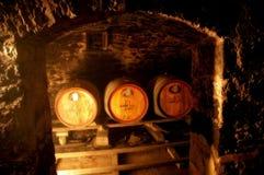De Thema's van de wijnkelder Stock Afbeeldingen