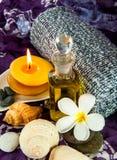 De Therapie van het aroma Stock Foto's