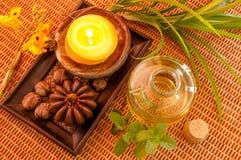 De Therapie van het aroma Royalty-vrije Stock Foto
