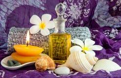 De Therapie van het aroma Royalty-vrije Stock Afbeeldingen