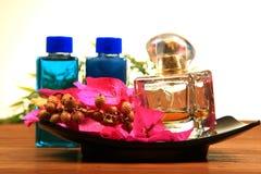 De therapie van het aroma Stock Foto