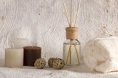 De therapie van het aroma royalty-vrije stock foto's