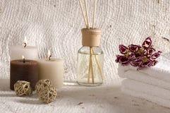 Aromatherapie stock afbeeldingen