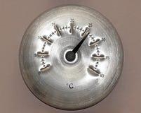 De thermometer van Celsius stock fotografie