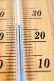 De thermometer van het kwik Stock Foto's