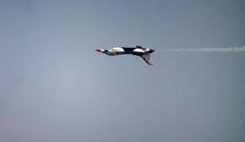 De Thunderbirdslucht toont Royalty-vrije Stock Afbeelding