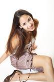 De Tiener van Thailand stock foto