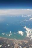 De tierra al cielo Fotografía de archivo
