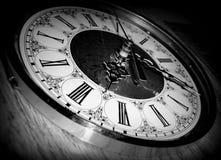 De tijd bevindt zich nog Royalty-vrije Stock Fotografie