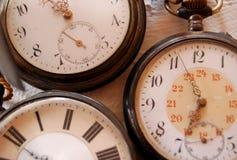 De tijd gaat voorbij Royalty-vrije Stock Afbeeldingen