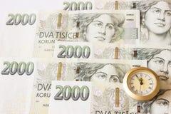 De tijd is geld 10 Royalty-vrije Stock Afbeelding