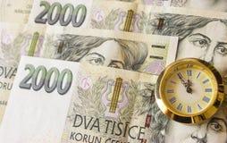 De tijd is geld 13 Royalty-vrije Stock Foto's