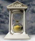 De tijd loopt uit voor banken
