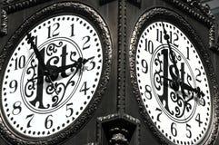 De tijd is Onbedwingbaar Stock Afbeelding