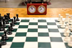 De tijd tikt Royalty-vrije Stock Foto's