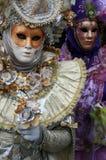 De tijd van Carnaval Royalty-vrije Stock Afbeeldingen