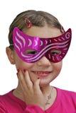 De tijd van Carnaval voor kinderen Stock Foto
