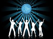 De tijd van de disco Royalty-vrije Stock Afbeeldingen