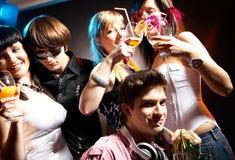 De tijd van de disco Stock Fotografie