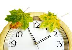 De Tijd van de herfst Royalty-vrije Stock Fotografie