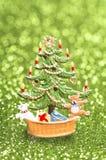 De tijd van de Kerstmiskomst Stock Fotografie